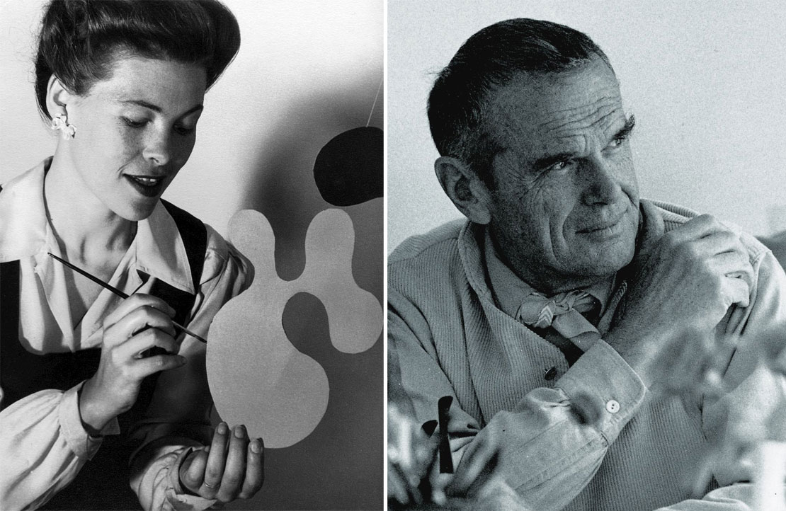 Charles und Ray Eames © Eames Office, LLC