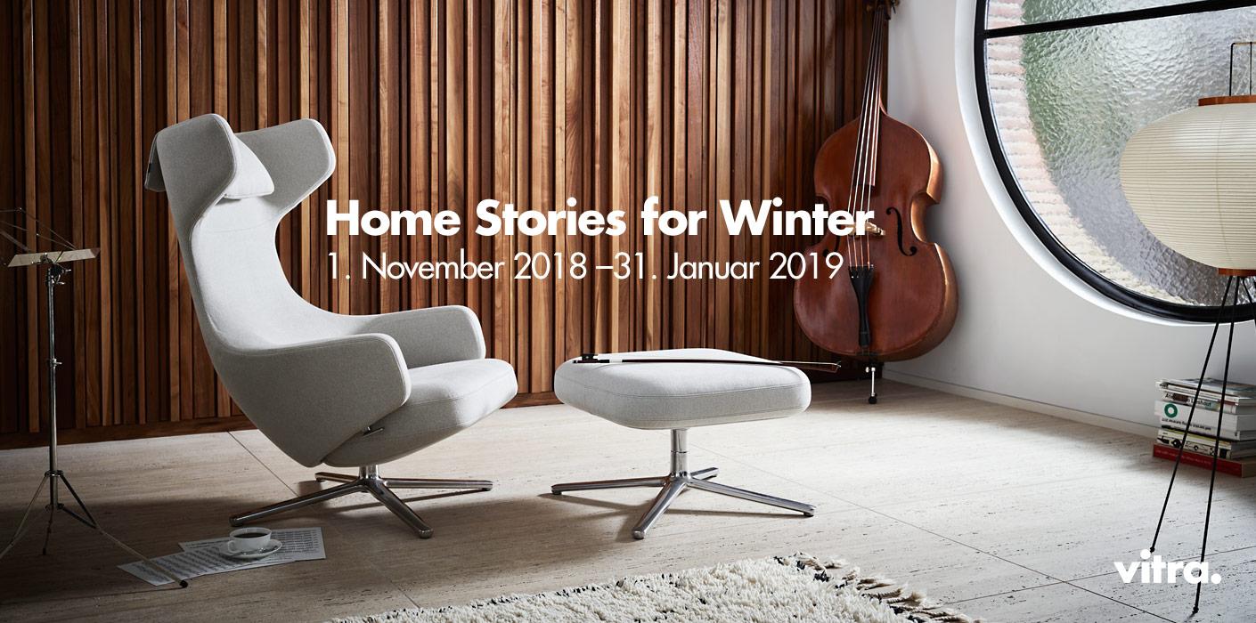 vitra winter homestories 2018 drifte wohnform. Black Bedroom Furniture Sets. Home Design Ideas