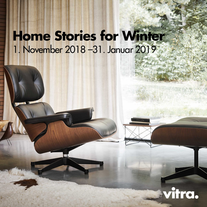 Vitra Home Stories for Winter 2018/19