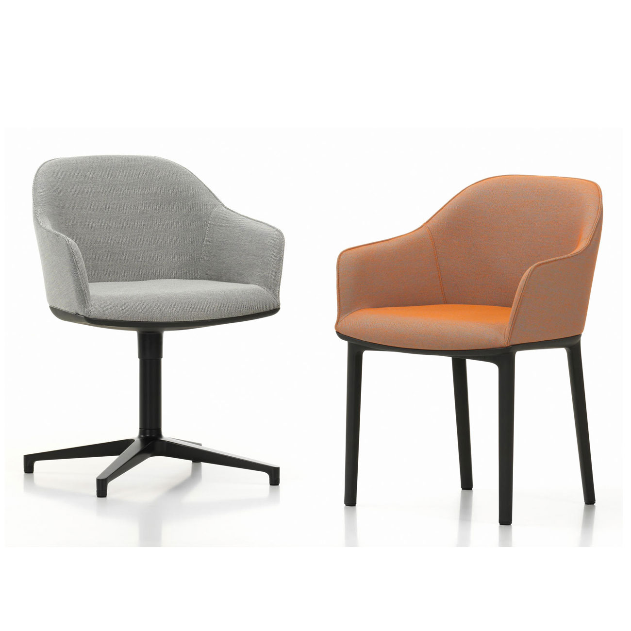 Vitra Softshell Chair