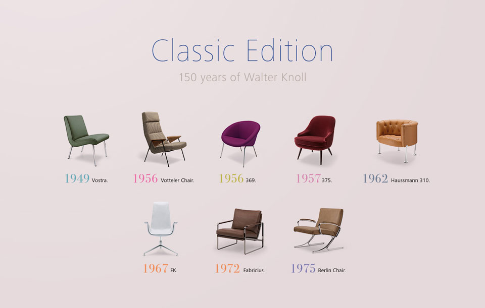 Walter Knoll Classic Edition